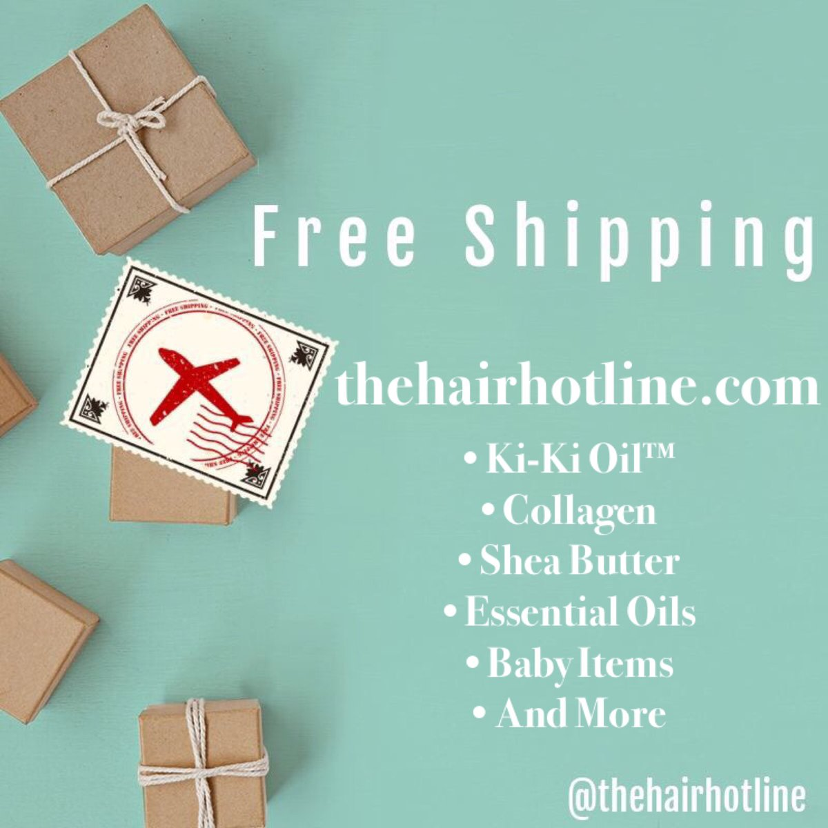 Free Shipping in the US http://thehairhotline.com/shop _________  #KiKiOil #thehairhotline #hairhealth #healthyhair #ulta #haircare #hairpage #hairblog #freeshipping #hairgoals #hairtips #subscribe #subscribenow #blogpost #womeninbusiness #tips #hairtip #collagen #smallbusiness #shopnow