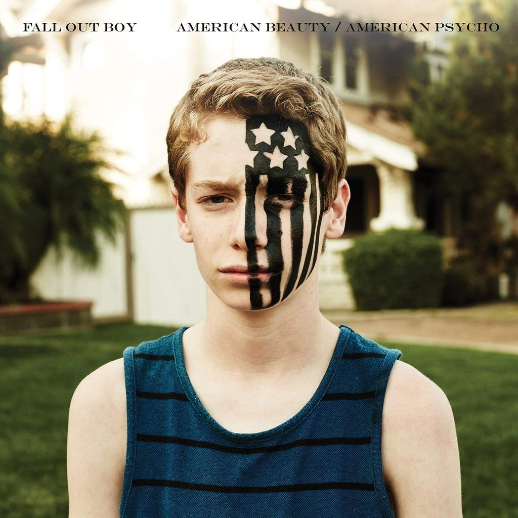 Ready to be blown away?   @falloutboy released their 6th album 'American Beauty/American Psycho' 4 years ago today! What's your favorite track from the album?