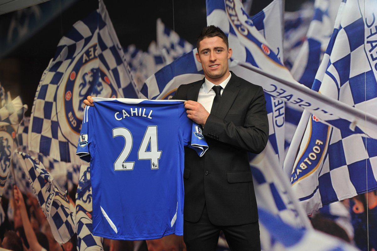 We signed @GaryJCahill seven years ago today! 🙌