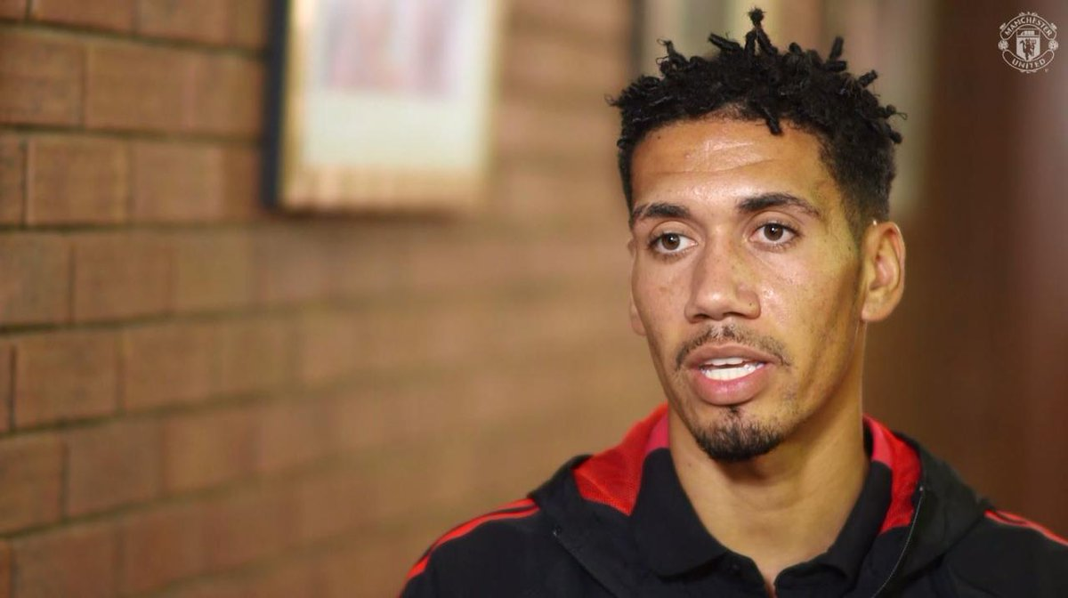 Giving #Veganuary a go? ChrisSmalling shares his insight into adopting a fully vegan diet and how it's helped him as a footballer…  #MUFC