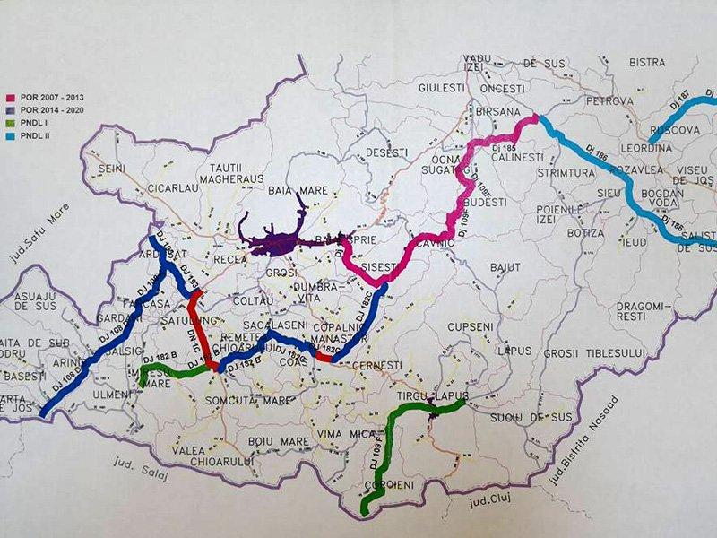 Au fost semnate contractele de proiectare și execuție pentru unul dintre cele mai importante proiecte de #reabilitare #infrastructura #rutiera din județul #Maramureș: #Drumul #Nordului–etapa I, finanţat prin #Regio-Programul Operațional Regional 2014-2020: https://tinyurl.com/y8x2j92p