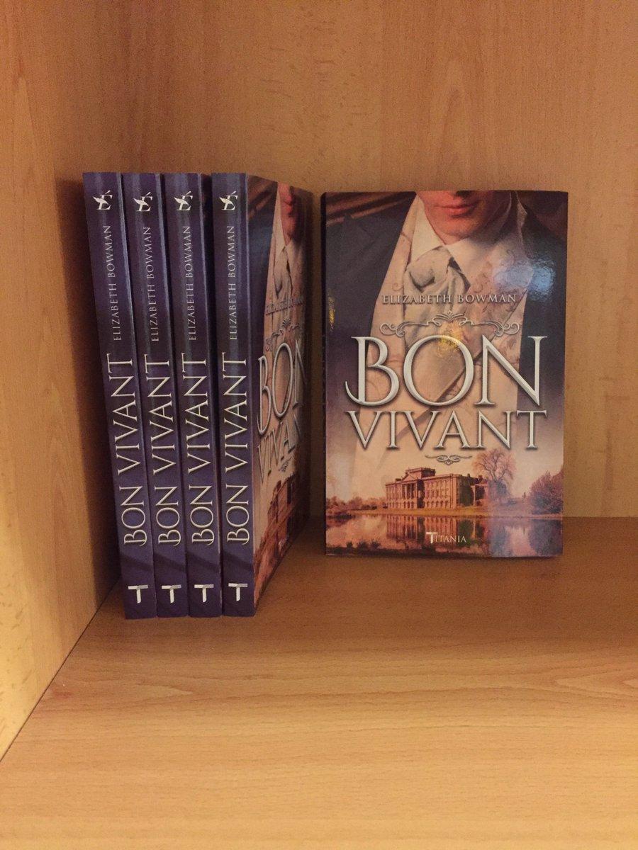 Resultado de imagen de libro bon vivant elizabeth bowman