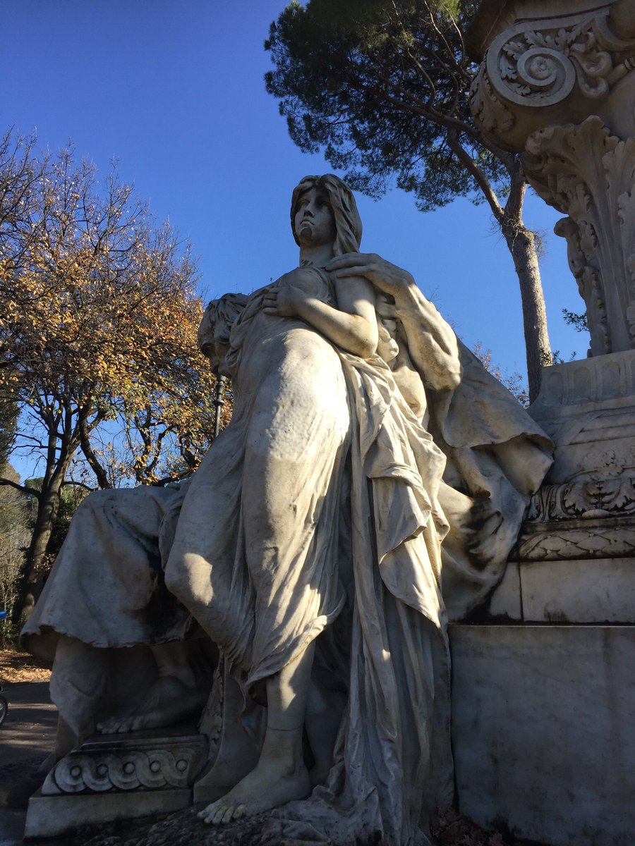 Rome, Villa Borghese via @gori_magnani #travel #rome #italy #beautyfromitaly https://t.co/7dzRuABSjZ