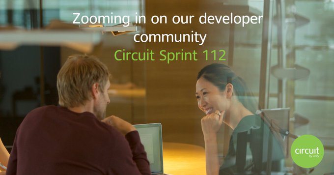 🆕➡ First Circuit Sprint release for 2019: https://t.co/4yQM3FWSia  📲 You can now use you...