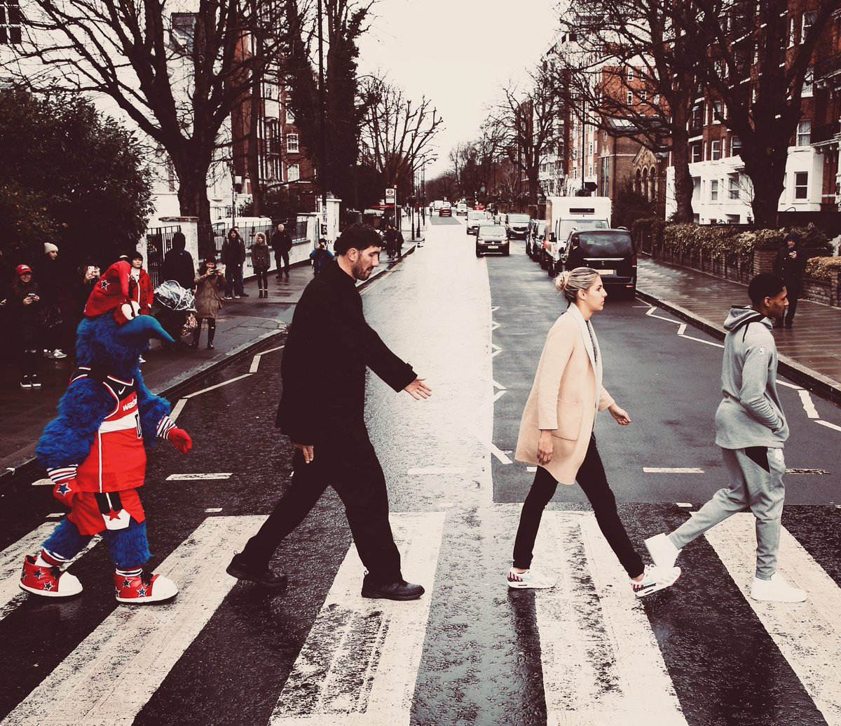 The Wizards on Abbey Road 🎸🎤