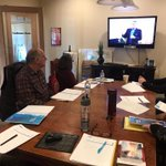 How cool is this? Member Jeanne Koerner in Nevada has her #PathwayToMastery Essentials courses in full swing. Who else has begun taking the class? Post your pictures – I'd love to see them.