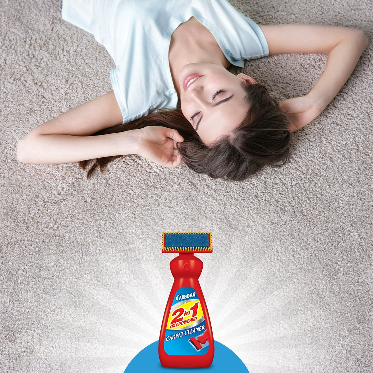 Carbona Cleaning Products