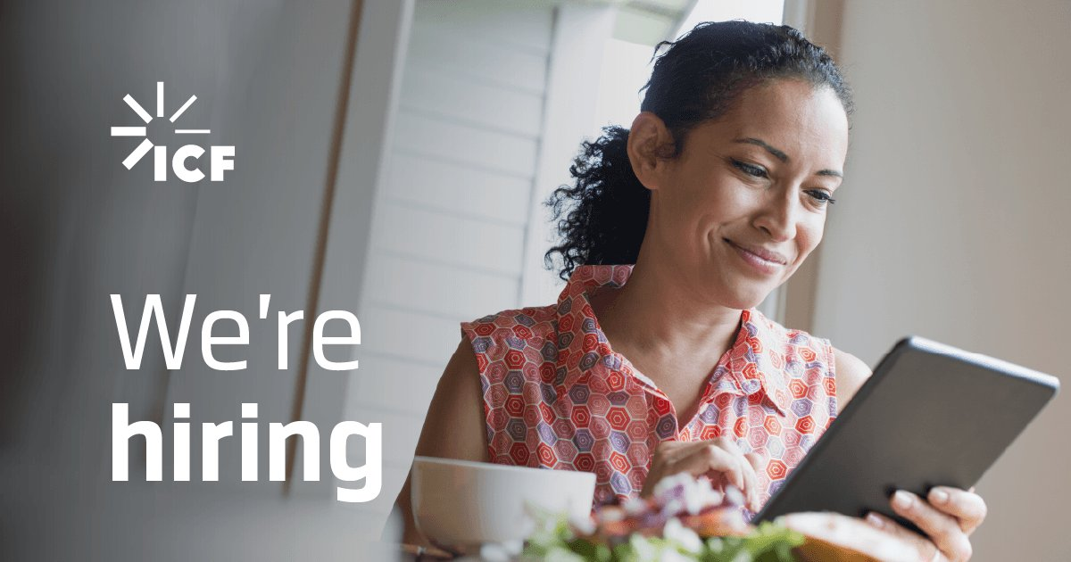 Got 10+ years of experience working in project management in developing countries? I'm hiring a Chief of Party in Thailand. Learn more and apply at https://www.icf.com/careers/jobs/R1900151… . Feel free to contact me with questions.