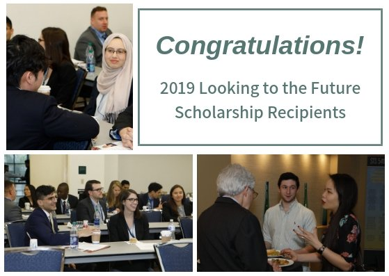 Congrats to @irisliuu - Also a 2018 AATS/Scanlan Summer Intern Scholarship Recipient - See you soon! https://t.co/zuT28nWJYN