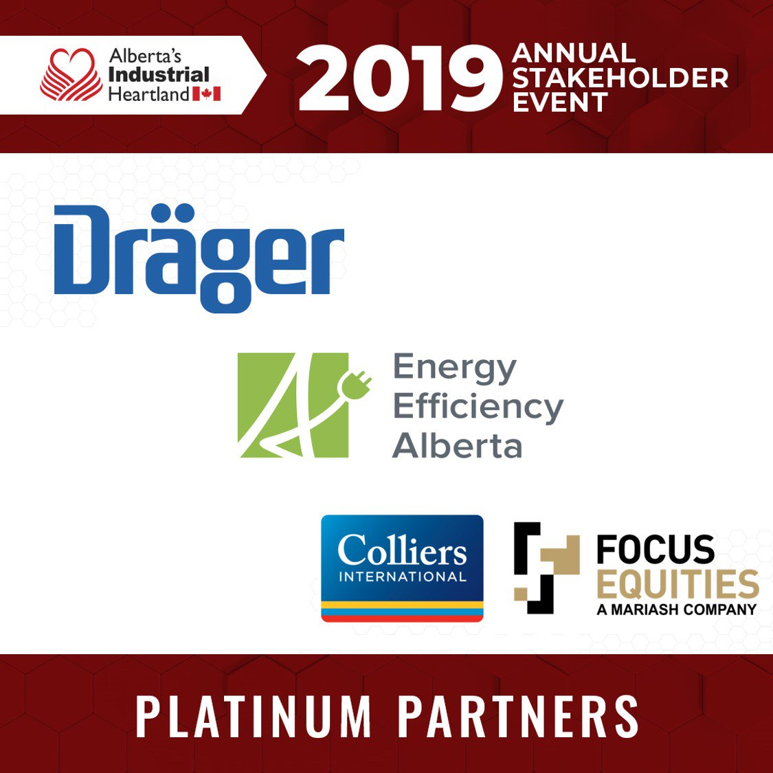 With support from our Platinum Sponsors, tomorrow AIHA will host 1,000 delegates at our Annual Stakeholder Event. This event has nearly doubled in size in a few short years & we look forward to an exciting lineup of speakers & presentations!  #investment #abenergy #petrochemicals
