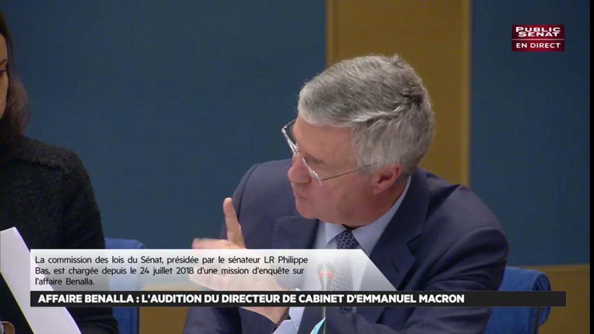 Public Sénat's photo on Patrick