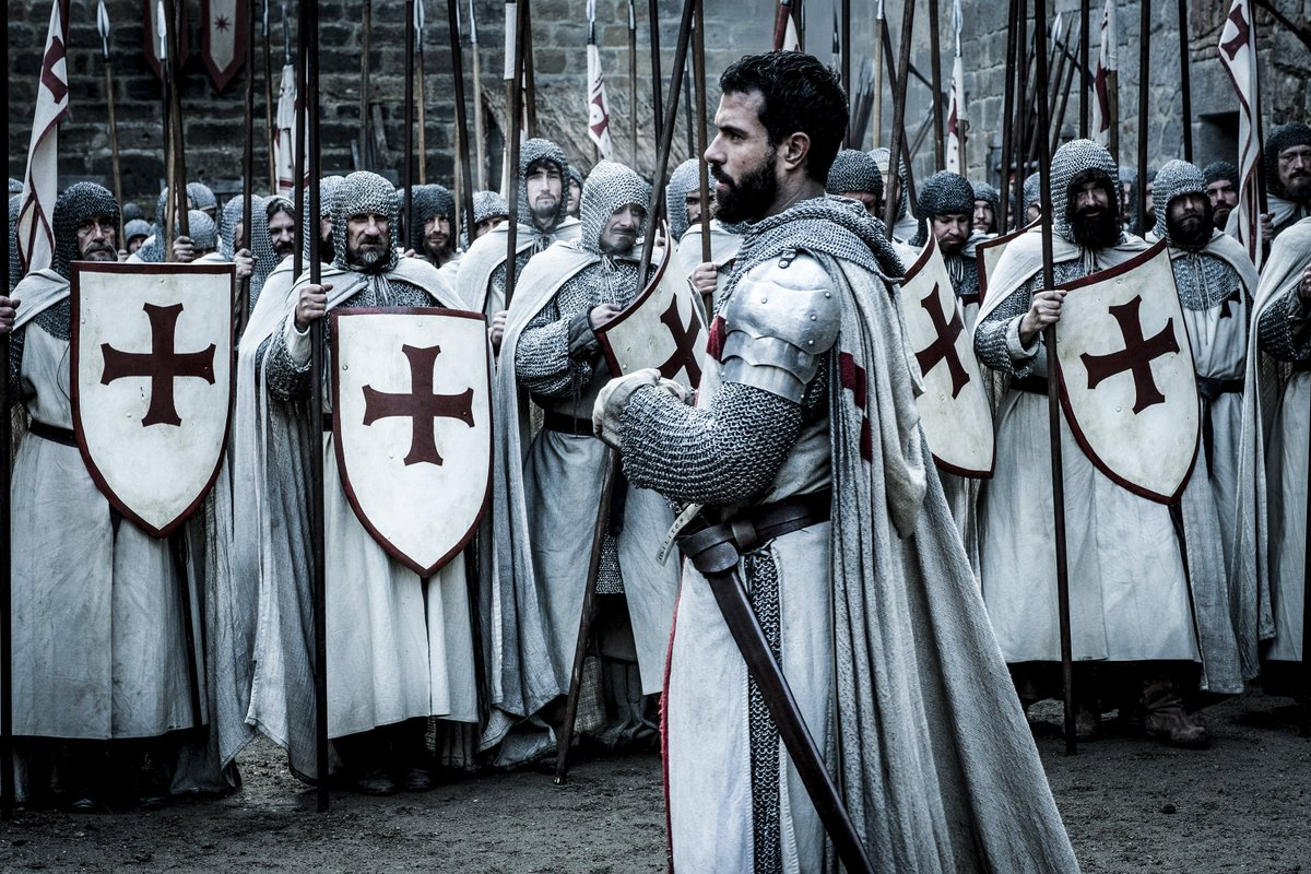 Was the fall of the Paris Temple all Landry&#39;s fault? #Knightfall returns this year.<br>http://pic.twitter.com/CmKZY1L2wQ