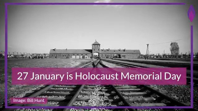 Image for the Tweet beginning: Today is #HolocaustMemorialDay. Together we