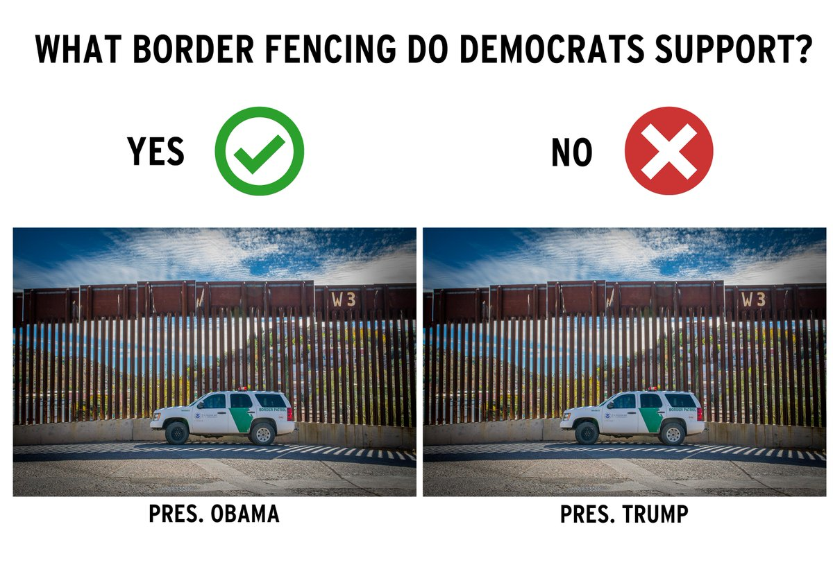 Day 26:  Resolving the shutdown will require good-faith negotiations by the Democrats, who supported border fencing and barriers in the past. @realdonaldtrump wants to accelerate this process to get operational control of the border. I support this goal.