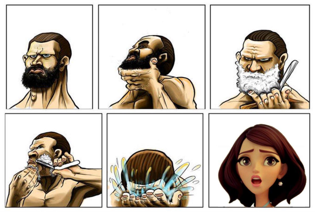 Приколы про бороду картинки смешные