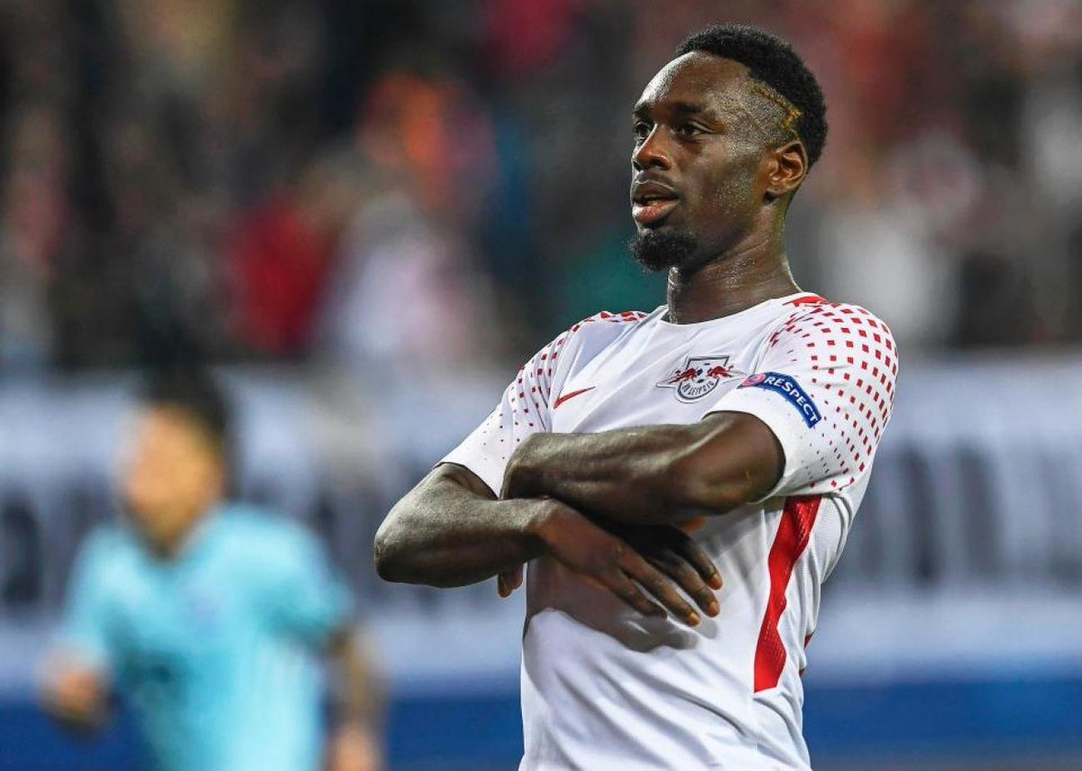 Wolves are interested in RB Leipzig forward Jean-Kevin Augustin.  The former PSG man has 8 goals this season but is also wanted by Everton &amp; Southampton. [Sun]  #WWFC #TalkingWolves<br>http://pic.twitter.com/O9gQ4vY7B5