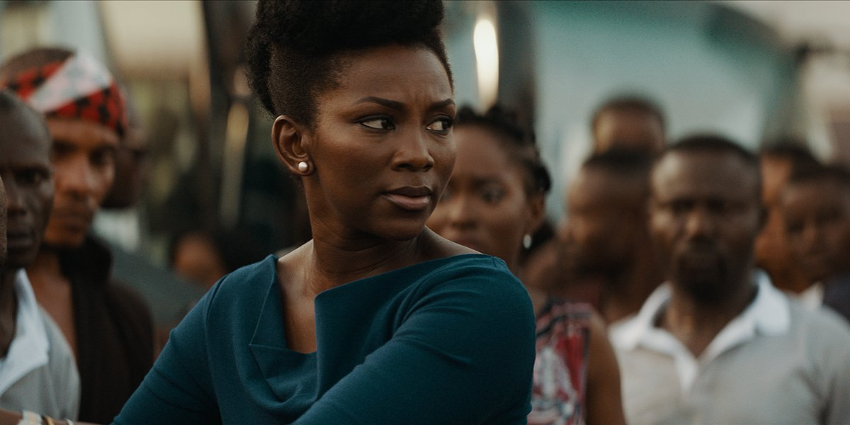 Our #WCW today is the Superstar Actress and Nollywood Sweetheart whose Directorial Debut &quot;LionHeart&quot; is not only getting great reviews but has made history as the very first Nigerian Original Film on Netflix...  Give it up for Genevieve Nnaji!!   #SociaLiga<br>http://pic.twitter.com/PzyyvX5vZb