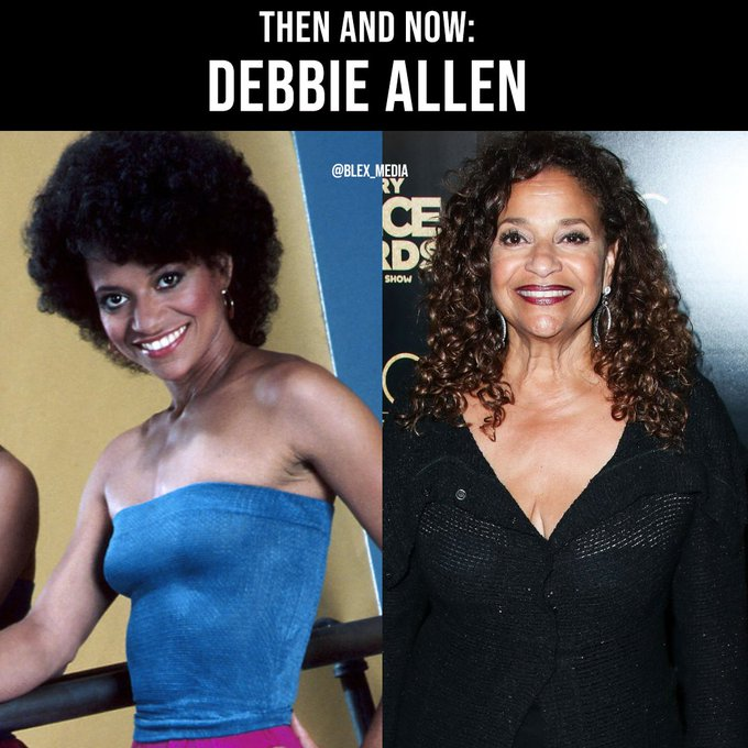 Happy Birthday Debbie Allen!