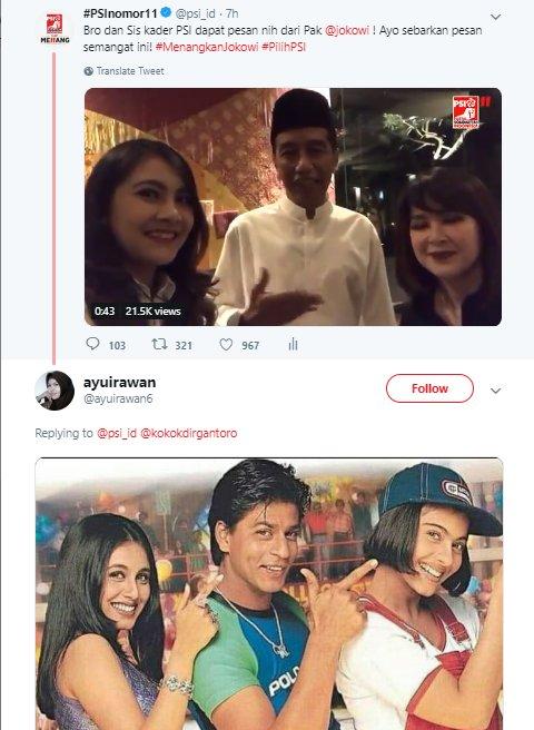 Humor segar netizen malam ini.