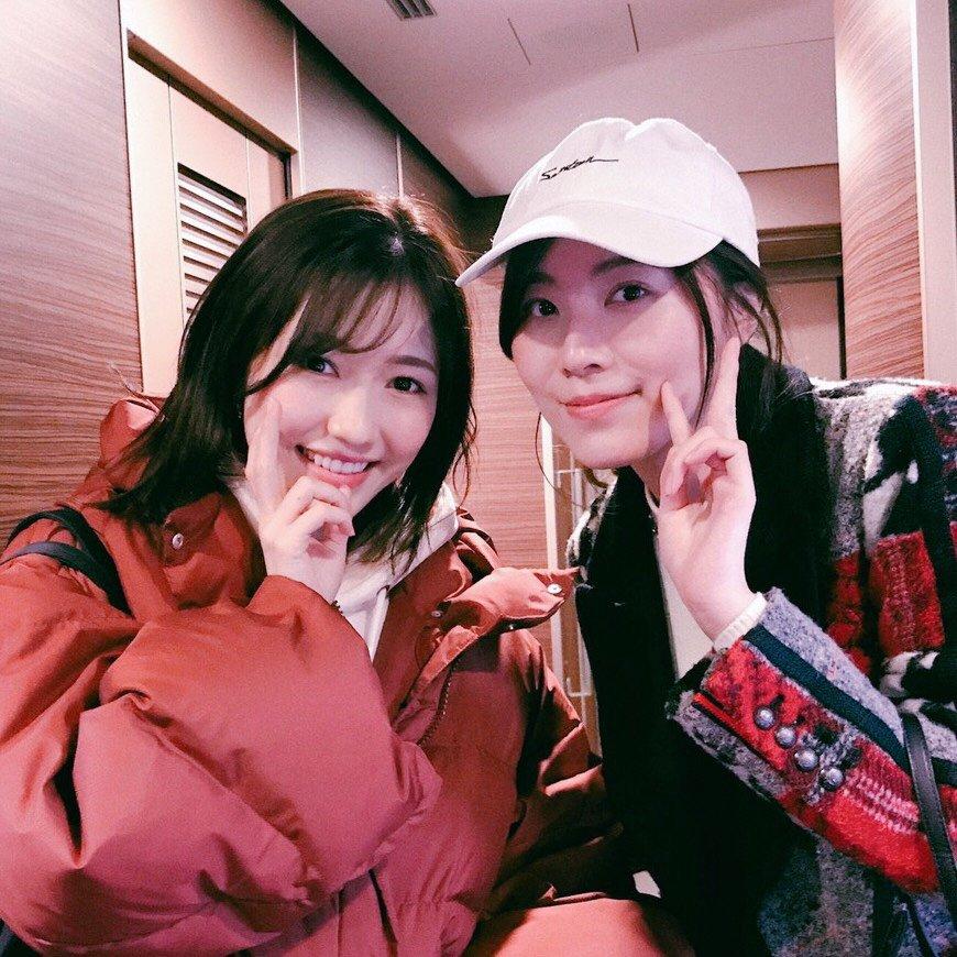 松井珠理奈さん、渡辺麻友と仙台で偶然再会し運命を感じる。まゆゆは完全無視。