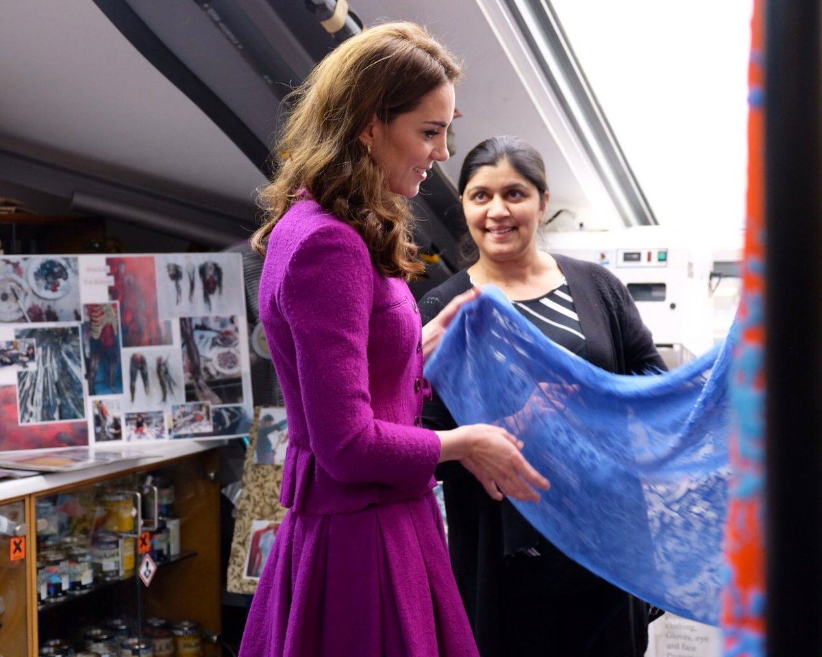 How Kate Middleton Is Bringing Her Passion for Art into Her Royal Duties