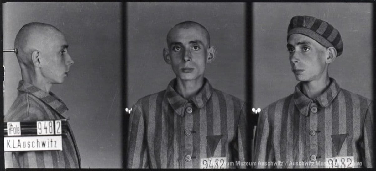 16 January 1941 | A transport of 26 Poles deported by the Germans from Montelupich Prison in Cracow arrived at #Auschwitz. Among them was Tomasz Kadłubek, a farmer born in Zakopane on 30 August 1922 (no. 9482). He was killed in the camp on 12 February 1942.
