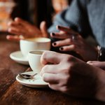 Let's catch up today! Grab your favorite java and meet us at 2 p.m. for a casual coffee break chat: https://t.co/xLGsjHf2Bu