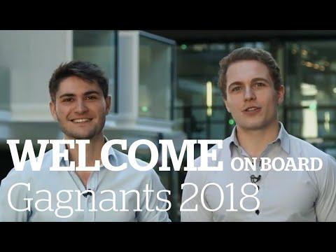 Les inscriptions pour le #concours vidéo étudiant #WelcomeOnBoard 2019 c'est maintenant...