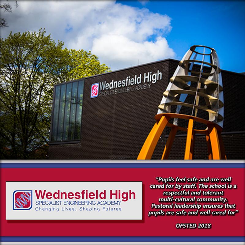 A Twitter Message from Wednesfield High,   Phil Bateman Online