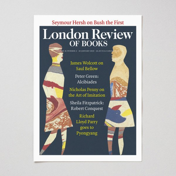 London Review of Books on Twitter: