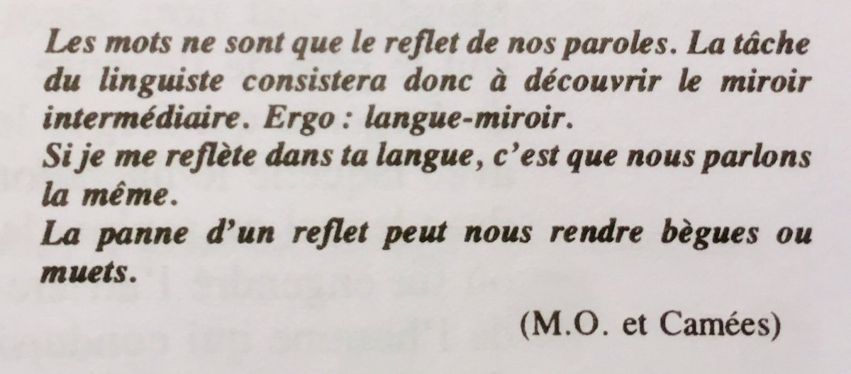 Pierre Henri Haller On Twitter Citation Du Jour Linguistique