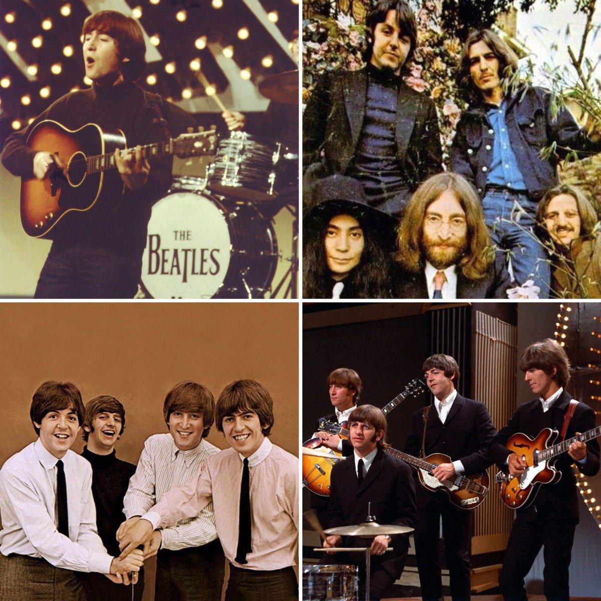 Сегодня всемирный день легендарной группы «The Beatles»! https://t.co/p2XgOpjyKA