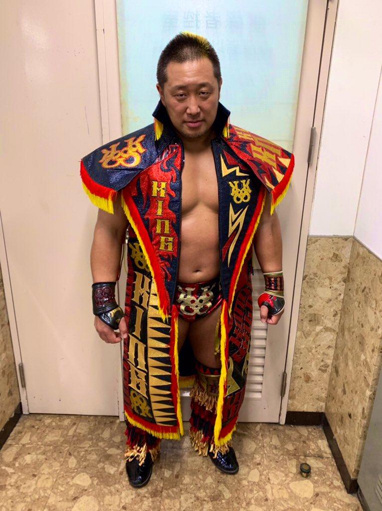 """Dragon Gate: """"Open the New Year Gate 2019"""" 25 aniversario de Mochizuki 6"""
