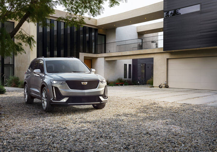 Bommarito Cadillac On Twitter 2020 Cadillac Xt6 Bridging The