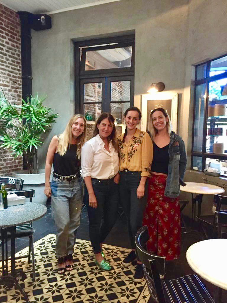 A great catch up with the Press and PR Team of the City of Buenos Aires Tourism Board. The best team looking forward to what's to come in 2019 with amazing press coverage of one of the most beautiful and vibrant cities in the world #BuenosAiresCiudad @buenosaires @EnTurBApic.twitter.com/yyUSxk0R6U