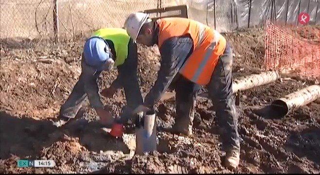En #Extremadura también existen pozos similares a en el que ha caído el pequeño Julen. Hoy profundizamos más en su normativa con una geóloga y una empresa de la región.  #EXN https://t.co/5OqFvKNMzt