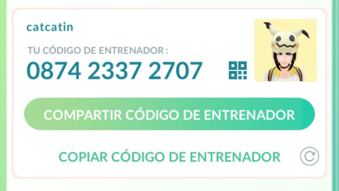 hi guys, please add me and let&#39;s be friends uwu,, thank you  #pokemongofriendcode #PokemonGOfriends <br>http://pic.twitter.com/ck8EUkgjnx