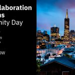 Image for the Tweet beginning: The IBM Collaboration Solutions #CommunityDay