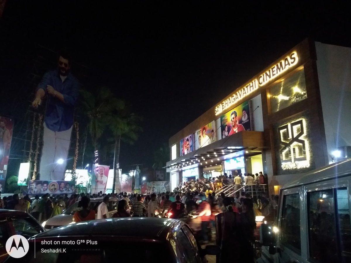 Secont time #viswasam @sbcinemas  @directorsiva @ThalaAjith_FC<br>http://pic.twitter.com/P7JzzUGJRi