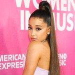Ariana Grande - 7 Twitter Photo