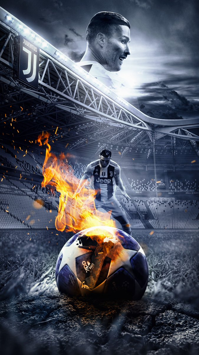 """""""Leave Your Mark""""- @Cristiano  Poster for this #UCL Season!  Leave a  if you love this design <br>http://pic.twitter.com/TboQq4DZ7C"""