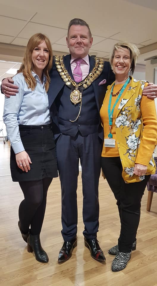 Great to take part in the Keep Well event at Lavender Court yesterday. Spoke to lots of people, made some great links for even better #partnership working. 🤗👍