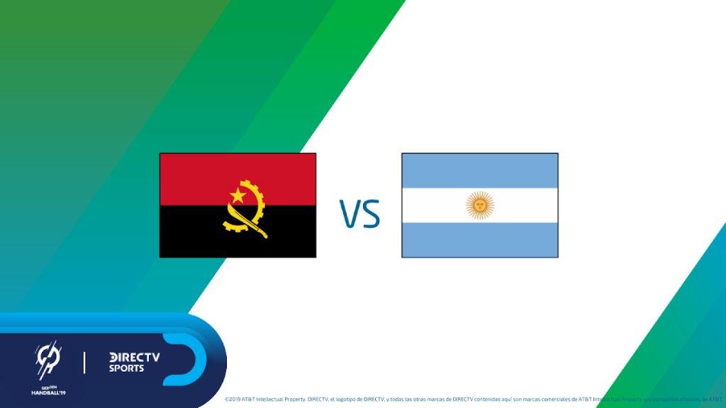 #Handball19 🤾♂️| Argentina 🇦🇷 acumula 2 derrotas y un empate en el Mundial de Handball. ¿Conseguirá el triunfo ante Angola 🇦🇴?  Míralo en 20' por los C610/1610HD y DIRECTV Play http://link.dtvla.com/5ca09598 #HandballEnDIRECTV