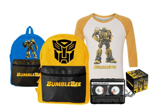 It&#39;s #CompetitionTime again  #FOLLOW and #RT for your chance to win this amazing #Bumblebee merch set!  In cinemas now. Book tickets:  http:// po.st/iZk754  &nbsp;  <br>http://pic.twitter.com/rT8Ey6WEru