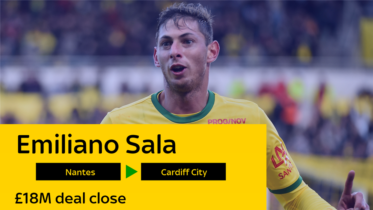 Cardiff City close to record deal for Emiliano Sala http://skysports.tv/ddlkvs