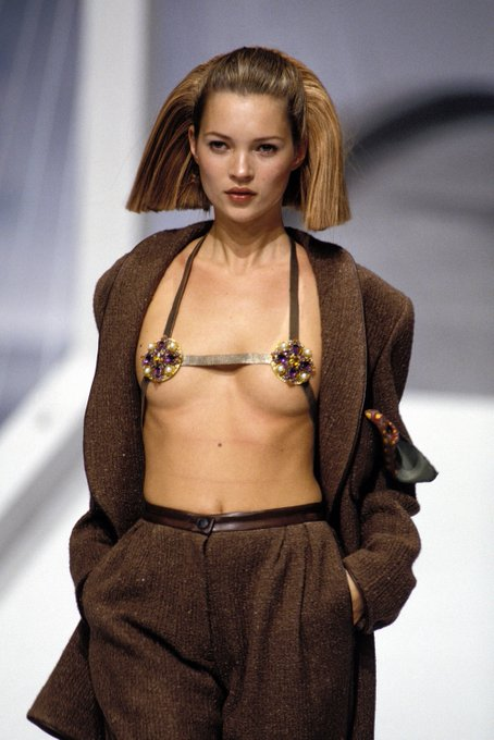 Happy birthday Kate Moss. Fashion owes you a debt of tremendous gratitude.