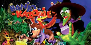 The first game I've ever played was Goldeneye on Nintendo 64, as a young child it really stood out to me. But it wasn't the game that caught me attention...it was the music written by @grantkirkhope who also wrote banjo kazooie. Without him I wouldn't be studying music. Thank you <br>http://pic.twitter.com/9MruI0g7aJ