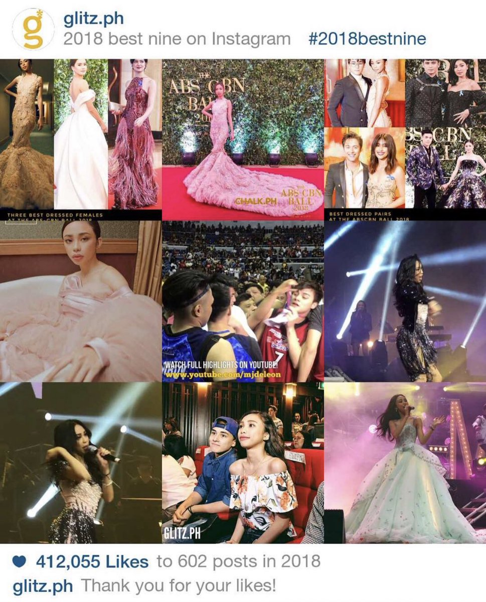 Grabe naman my #2018BestNine. Dominated by #MayWard. Hahaha! Thank you for your likes, loves! More coverage this year.   For now, can you help me like this please — https://www.facebook.com/mutyadestonino2019/photos/a.742723742794202/742719936127916/?type=3…  Last voting day today and we are running second. Huhu.  Help!pic.twitter.com/Ejux95Ktmq
