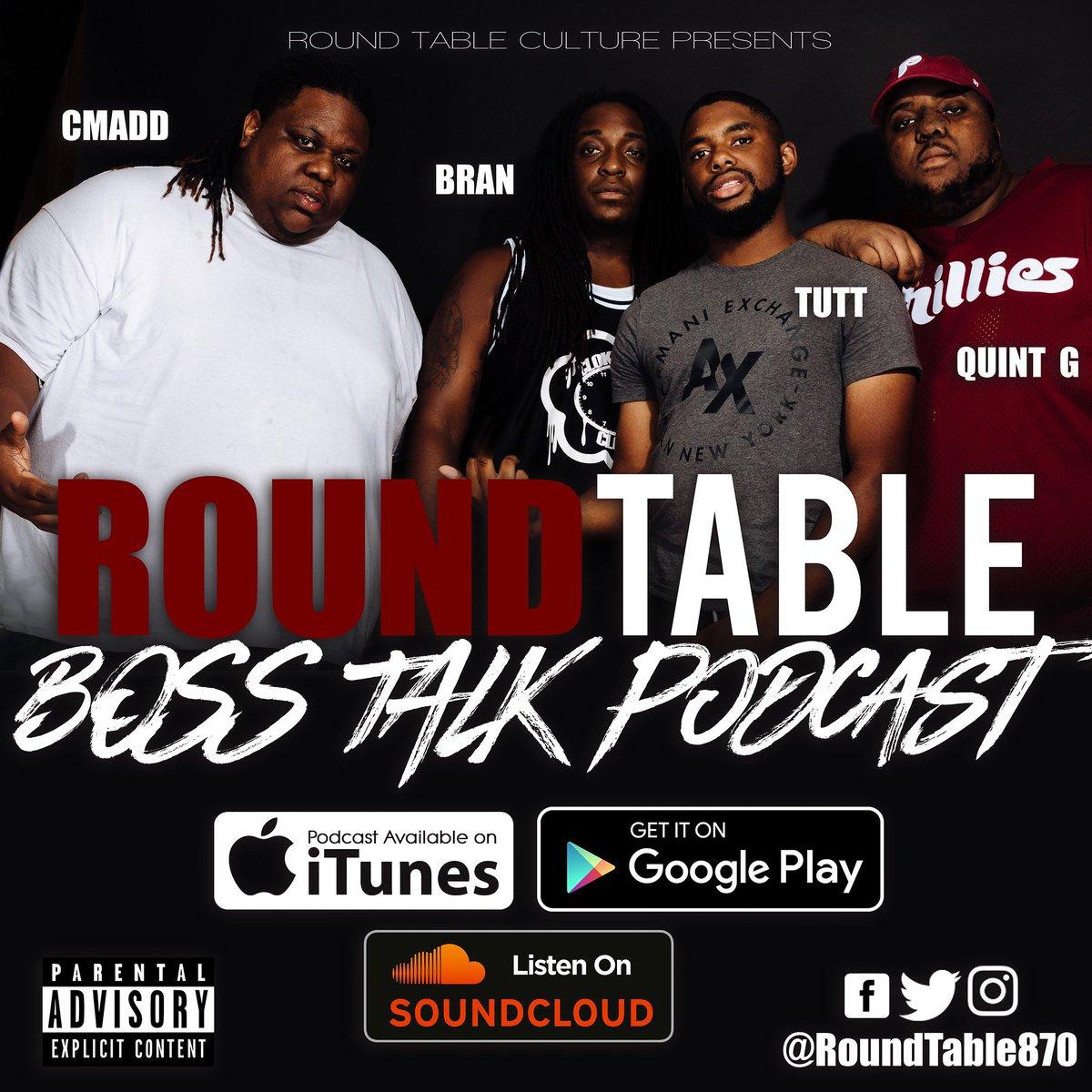 Round Table Podcast.Round Table Podcast Roundtable870 Twitter