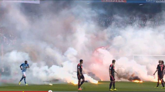 Samen sterk tegen vuurwerk op voetbaltribunes https://t.co/7VaenZalTD https://t.co/JCygdQImMX